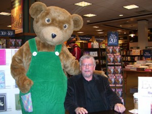 Rick at Barnes & Noble